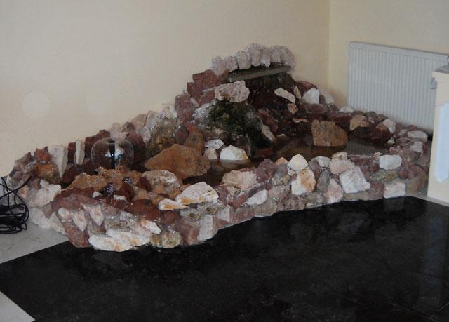 Prirodni kamen fontane - Izrada fontana od prirodnog kamena
