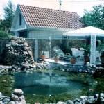 Prirodni kamen fontane